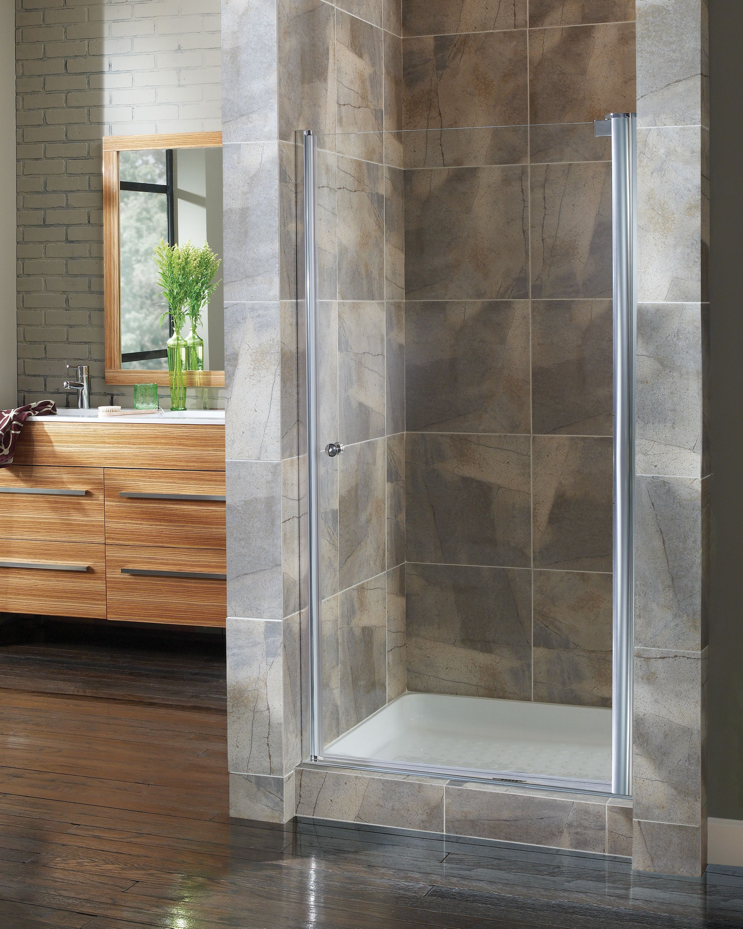 The Cove Shower Door Collection Will Inspire You To Update Your