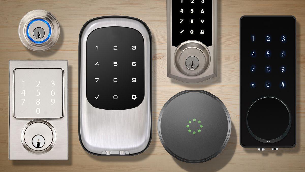 The Best Smart Locks Of 2019 Including Alexa Vs Siri Cnet Www Bloggia E Alexa Cnet Including Locks Smart Lock Electronic Lock Smart Door Locks