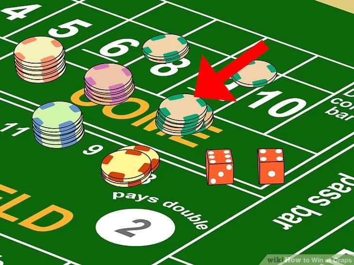 Win at Craps | Casino, Casino bonus, Jackpot