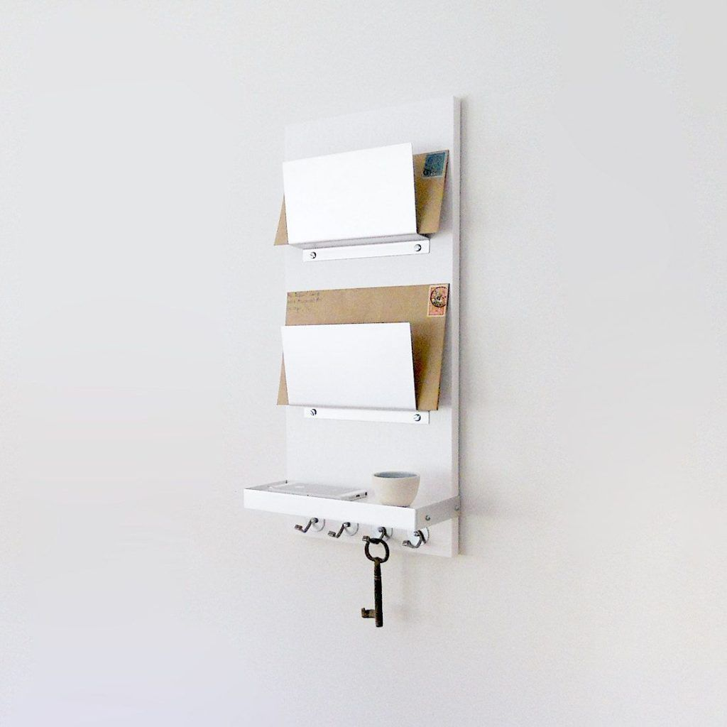 Chic And Simple Mail Organizers For The Diyer In Each Of Us Mail