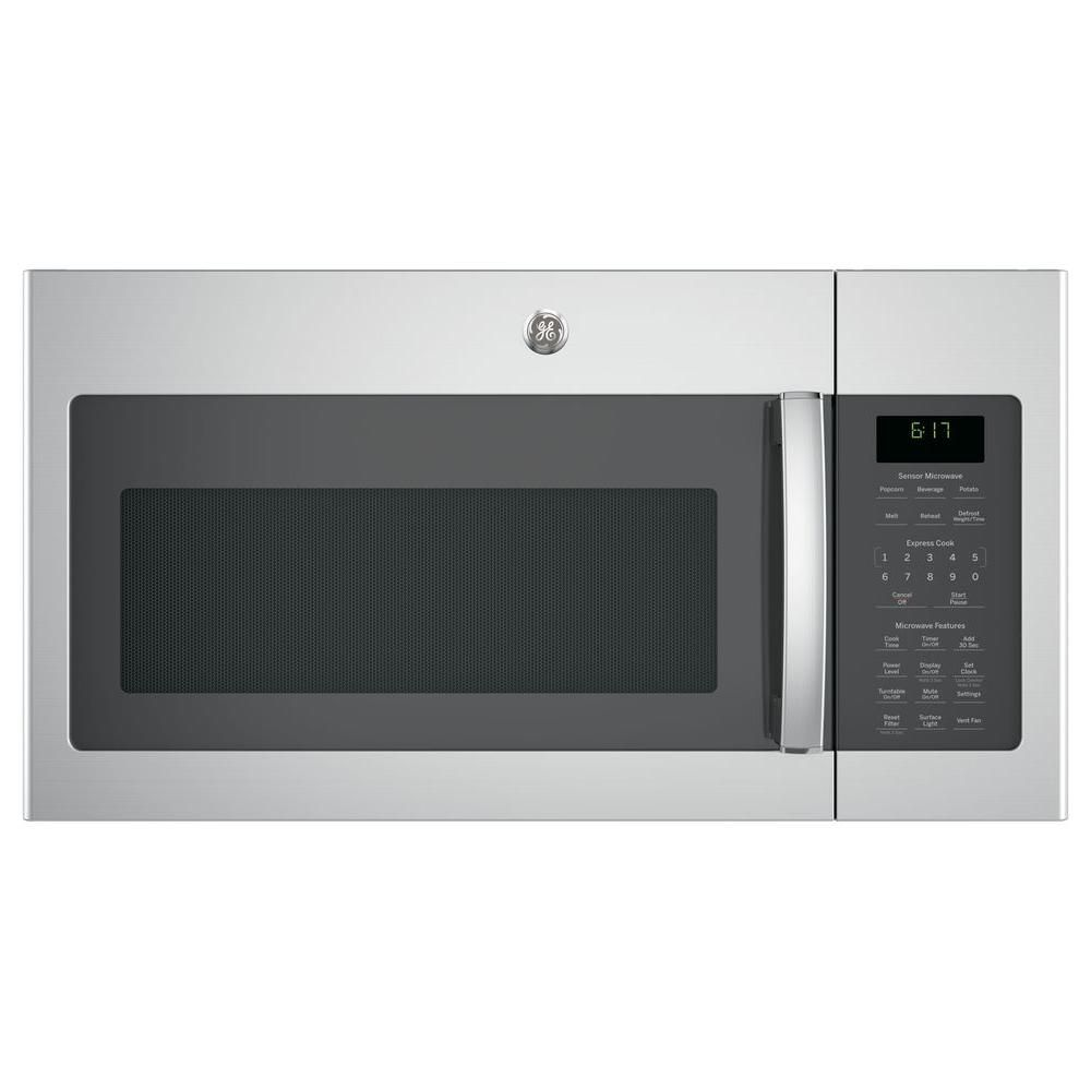 Ge Profile Series 1 5 Cu Ft Countertop Convection Microwave