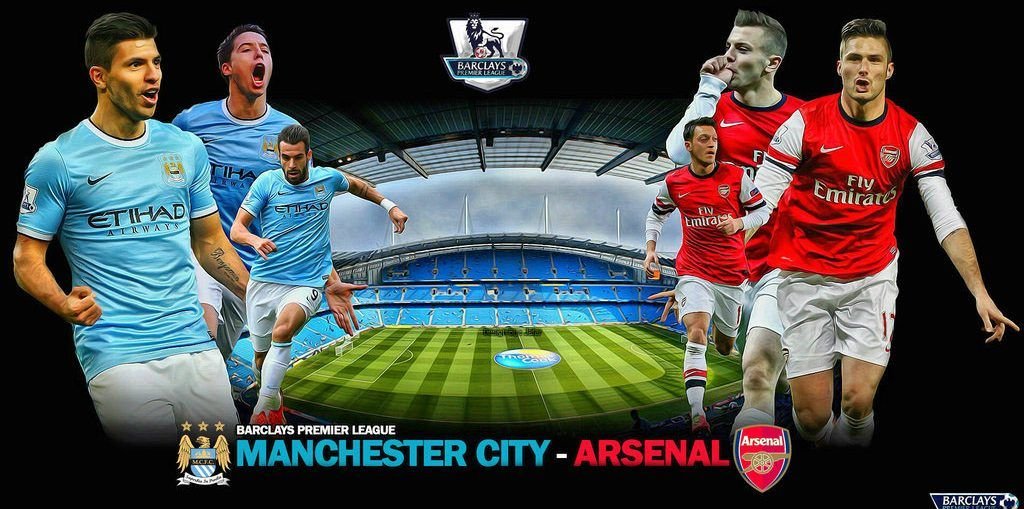 Manchester City Vs Arsenal Live The Sports Live Tv Manchester City Arsenal Live Live Soccer