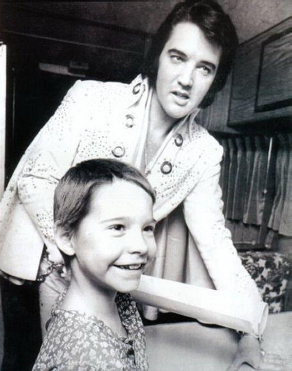 April 19, 1972 Alburquerque NM meets Denise Sanchez, a young sick fan of cancer.