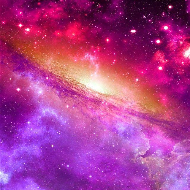 Space Universe Nebula Star Light Ipad Pro Wallpaper Purple Galaxy Wallpaper Pink Galaxy Galaxy Wallpaper