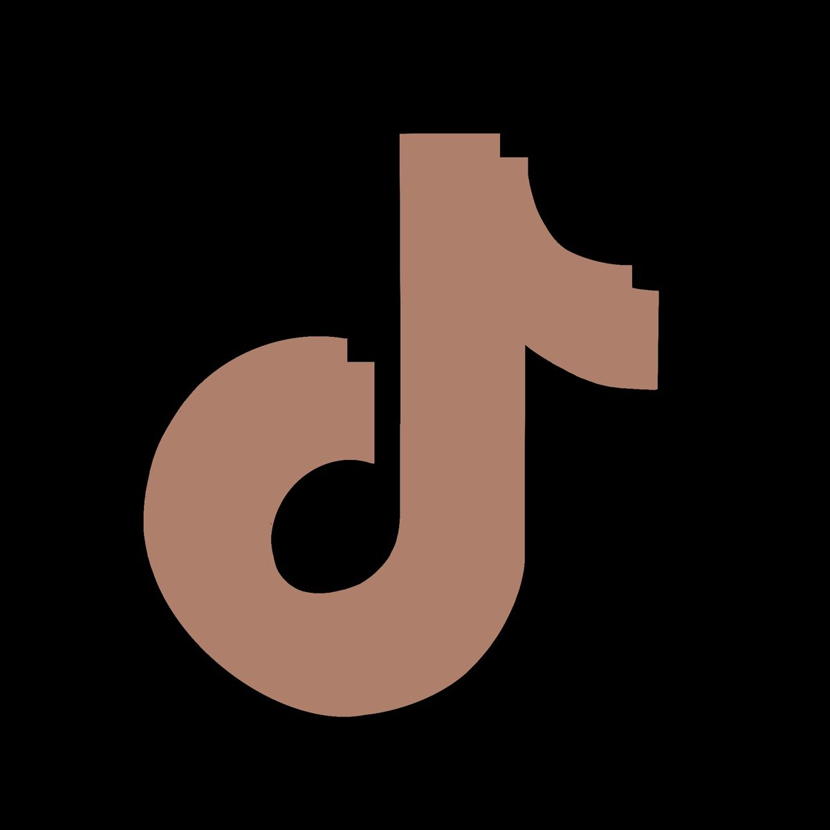 Tiktok Ios 14 Widget Logo Bintang Mobil
