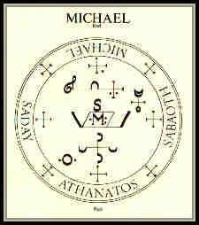 Archangel Michael Symbol And Seals