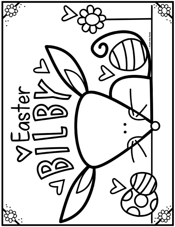 Coloring Club From The Pond Kindergarten Coloring Pages Coloring Pages Coloring Books