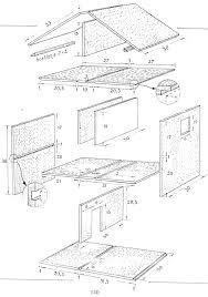 Verrassend Afbeeldingsresultaat voor poppenhuis maken gratis bouwtekening BQ-12