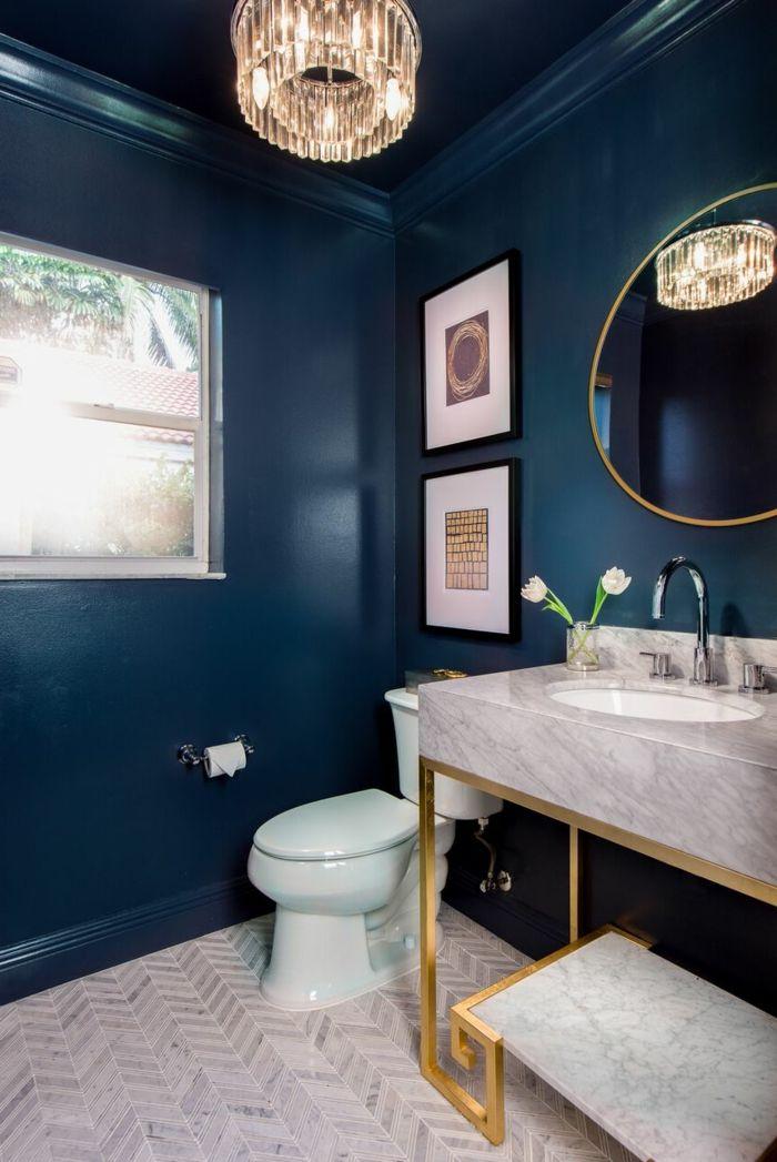 peinture toilettes