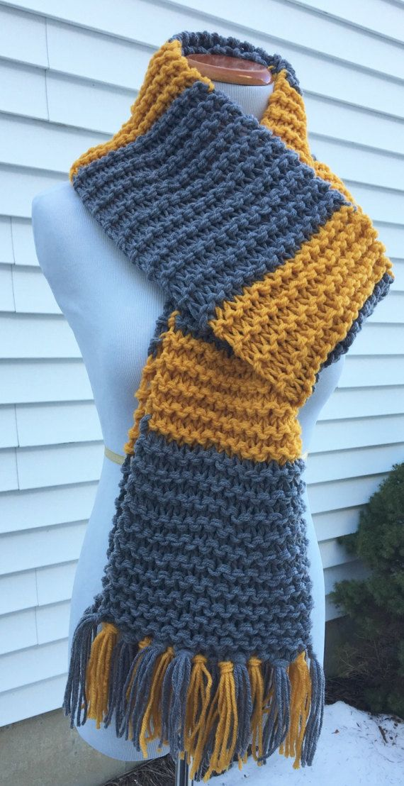 Newt Scamander Scarf Fantastic Beasts Scarf Hufflepuff Scarf Harry Potter  Scarf Chunky Scarf Winter Scarf Knitted Scarf Cosplay Scarf