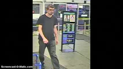 WKTV.com: WATCH: New Hartford police seek public's help identifying Walmart larceny suspect
