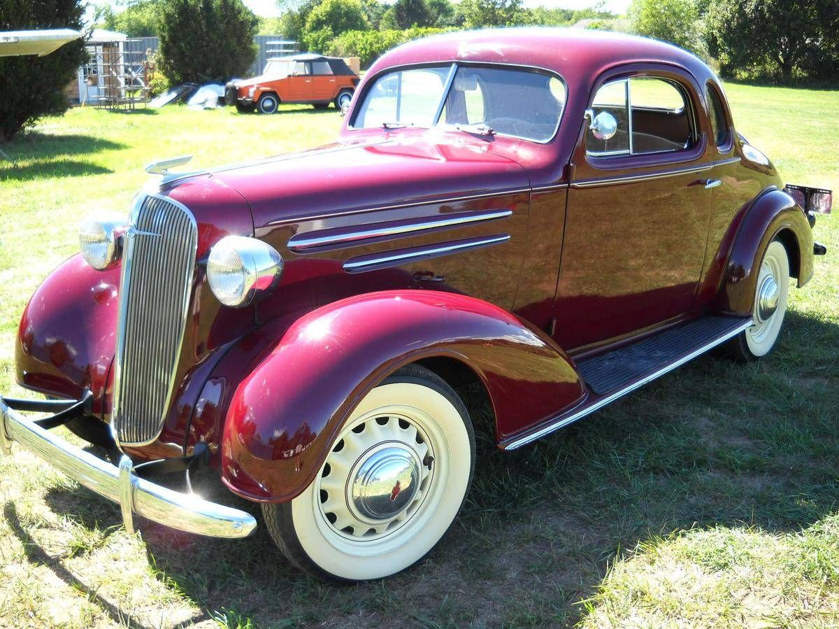 1936 Chevrolet Master Deluxe..Re-pin...Brought to you by ...