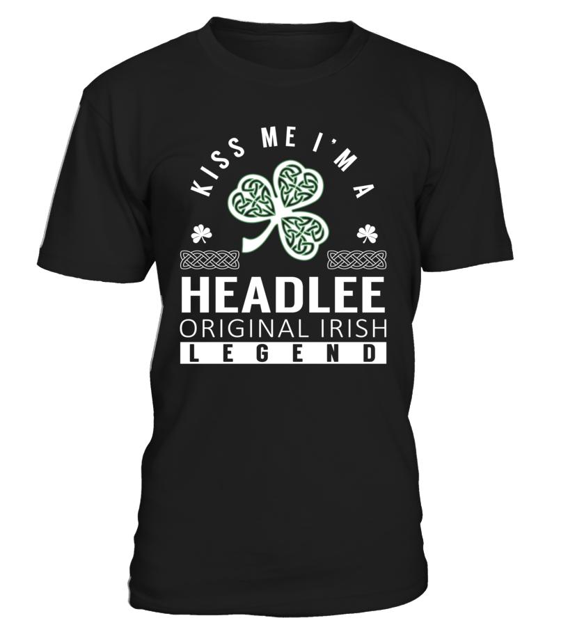 HEADLEE Original Irish Legend