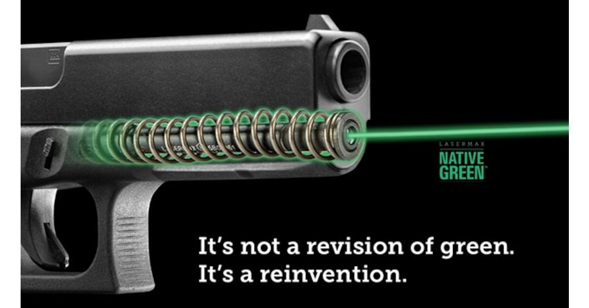 Lasermax S New Green Laser Guide Rods For Glocks Guns Com In 2020 Green Laser Lasermax Guns