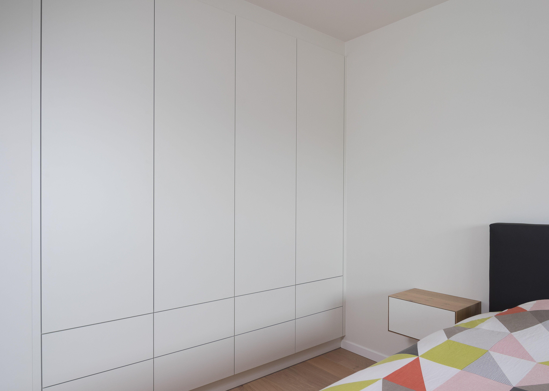 Design Kasten Slaapkamer : Bouwonderneming ooms slaapkamer ingemaakte greeploze kasten