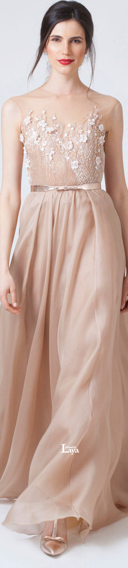 ♔LAYA♔ABED MAHFOUZ S/S 2015 COUTURE♔