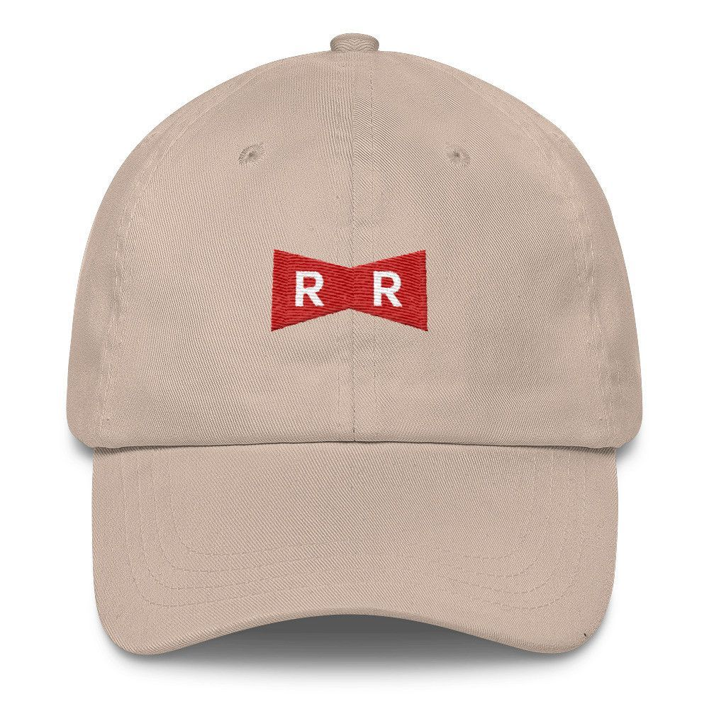 1777098af3559 Dragon Ball Z Red Ribbon Army Hat