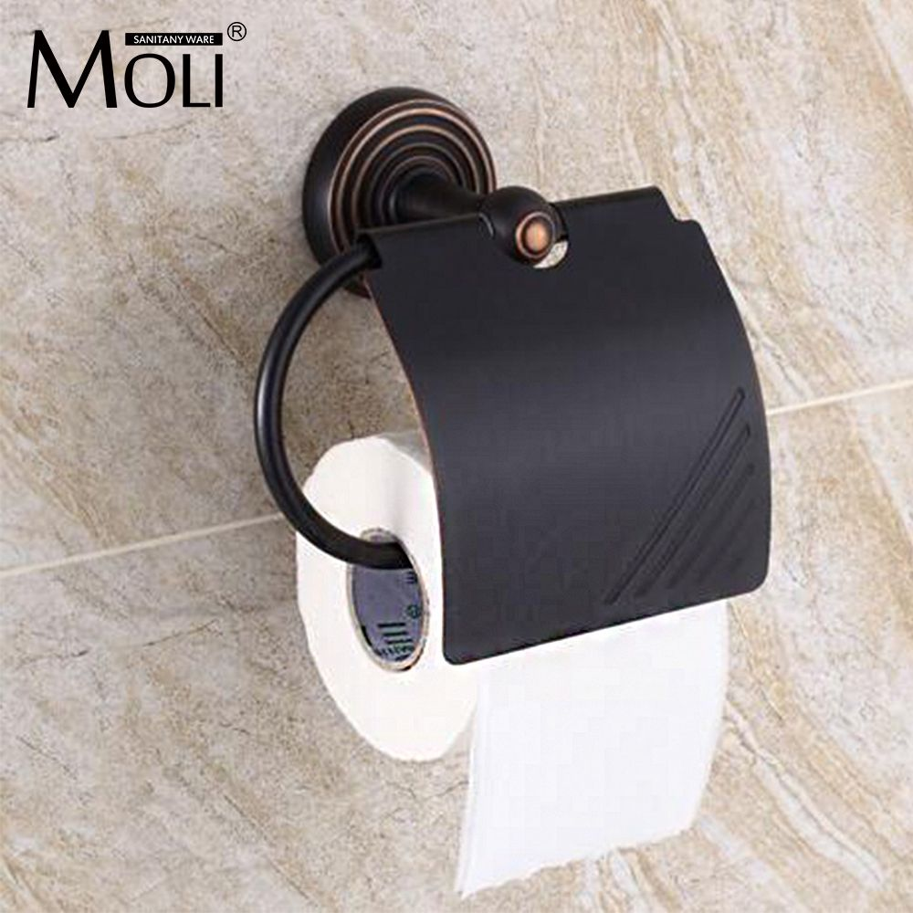 Oil Rubbed Bronze Toilet Paper Holder With Lid Copper Paper Towel Holder Roll Tissue Bronze Toilet Paper Holder Toilet Paper Holder Unique Toilet Paper Holder