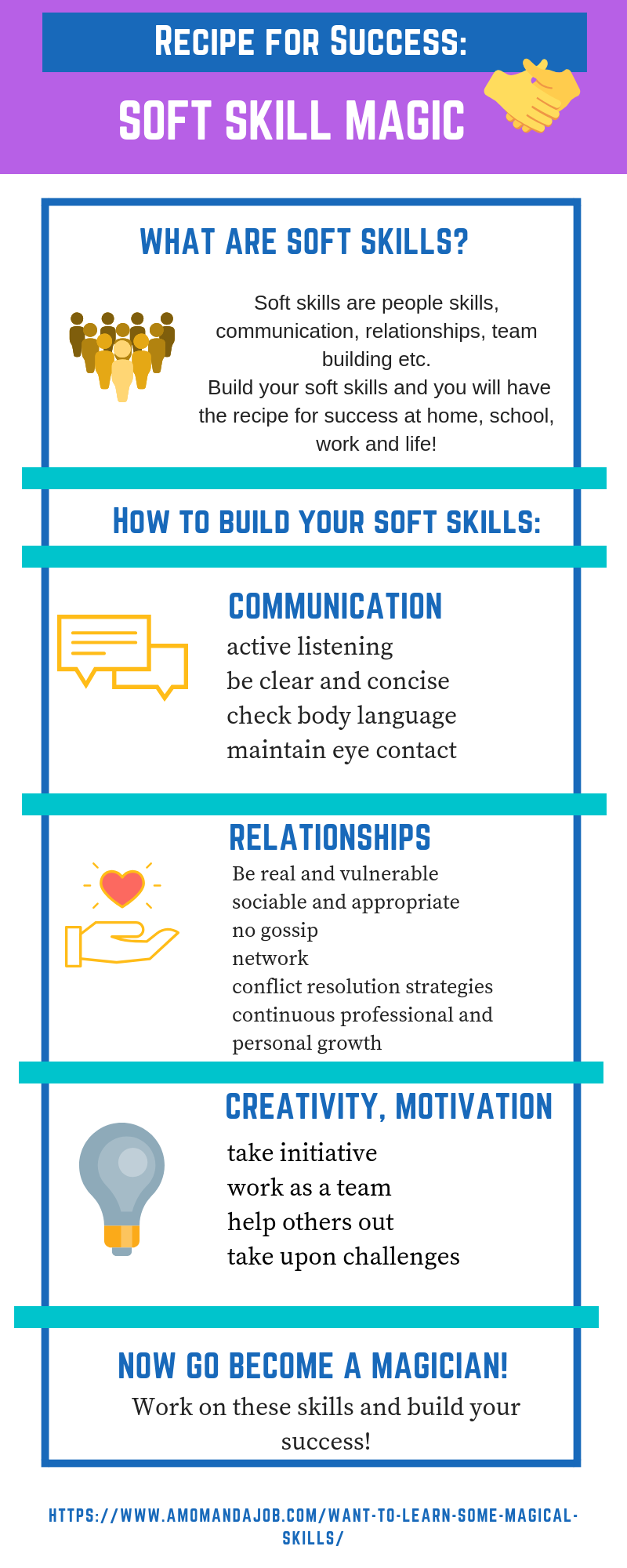Soft Skills Pave The Way For Success It Can Help You Do Better At Home At Work Or In School Build These Soft Skills Soft Skills Training Relationship Skills