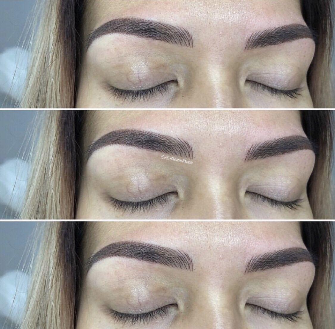 Combo brows (microblading +magic powder) Instagram la