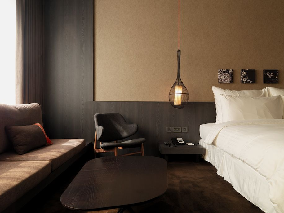 Guestroom Camere d'albergo, Interni, Camere