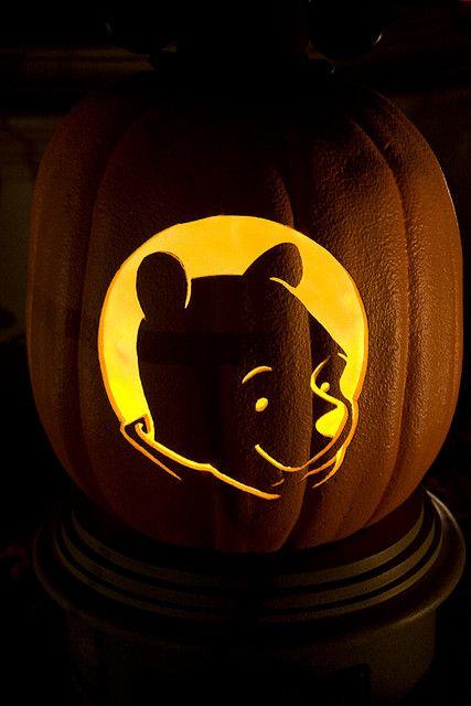 Winnie The Pooh Pumpkin In 2019