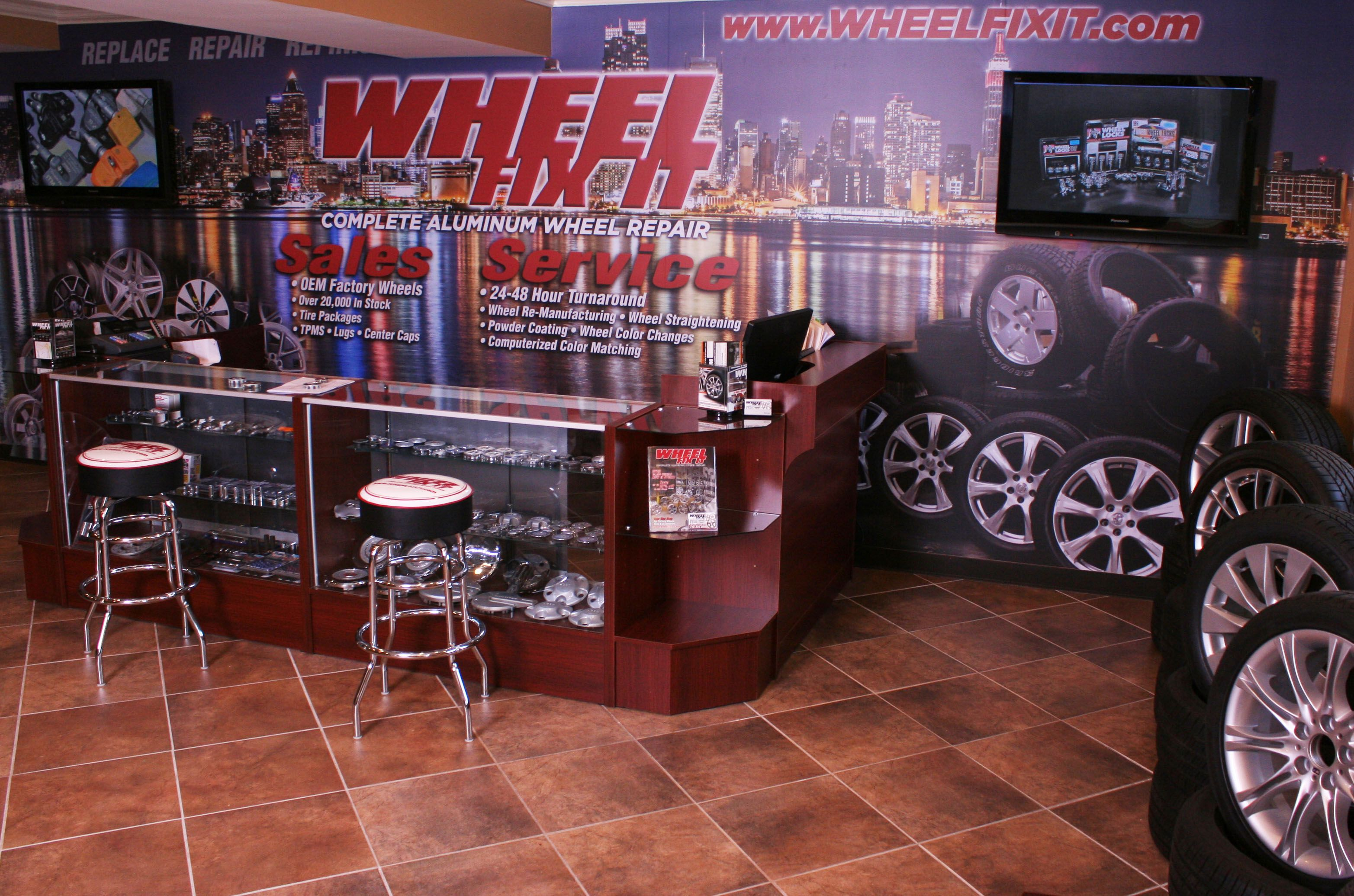Check Out Our New Factory Wheel Showroom! | Factory Wheel Showroom |  Pinterest | Showroom