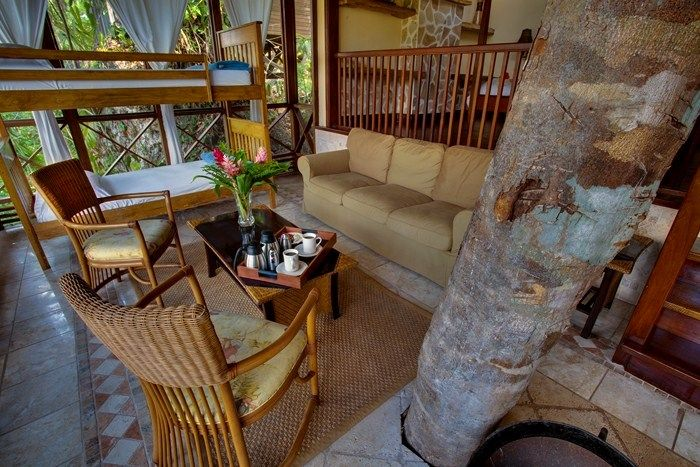 Hamanasi Belize Resort Location in 2020 | Belize resorts ...  |Belize Treehouse Accommodation Near Beach