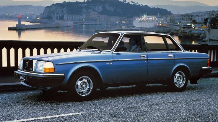Ten Diesel Cars That Time Forgot Volvo 240