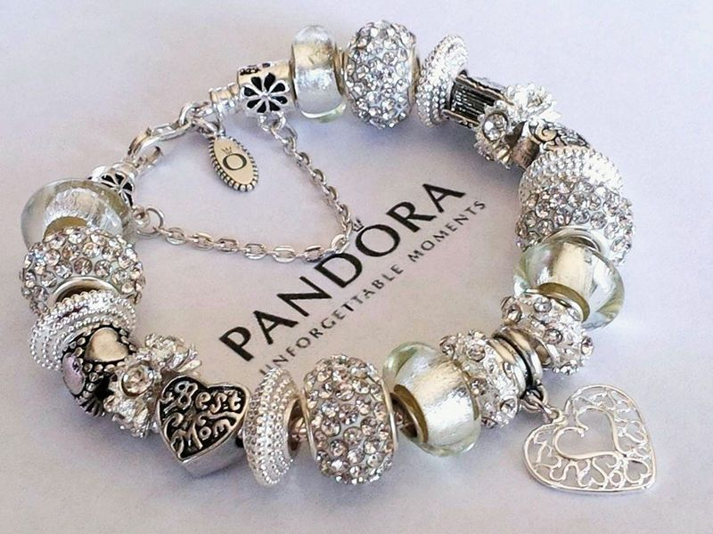 I Confess To Owning Two Pandora Trollbead Bracelets But Once A Trend Makes It The Mall S Got Go
