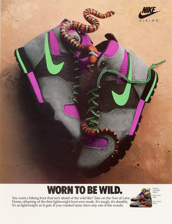 best sneakers a90f9 d5be6 Vintage Nike Lava Dome