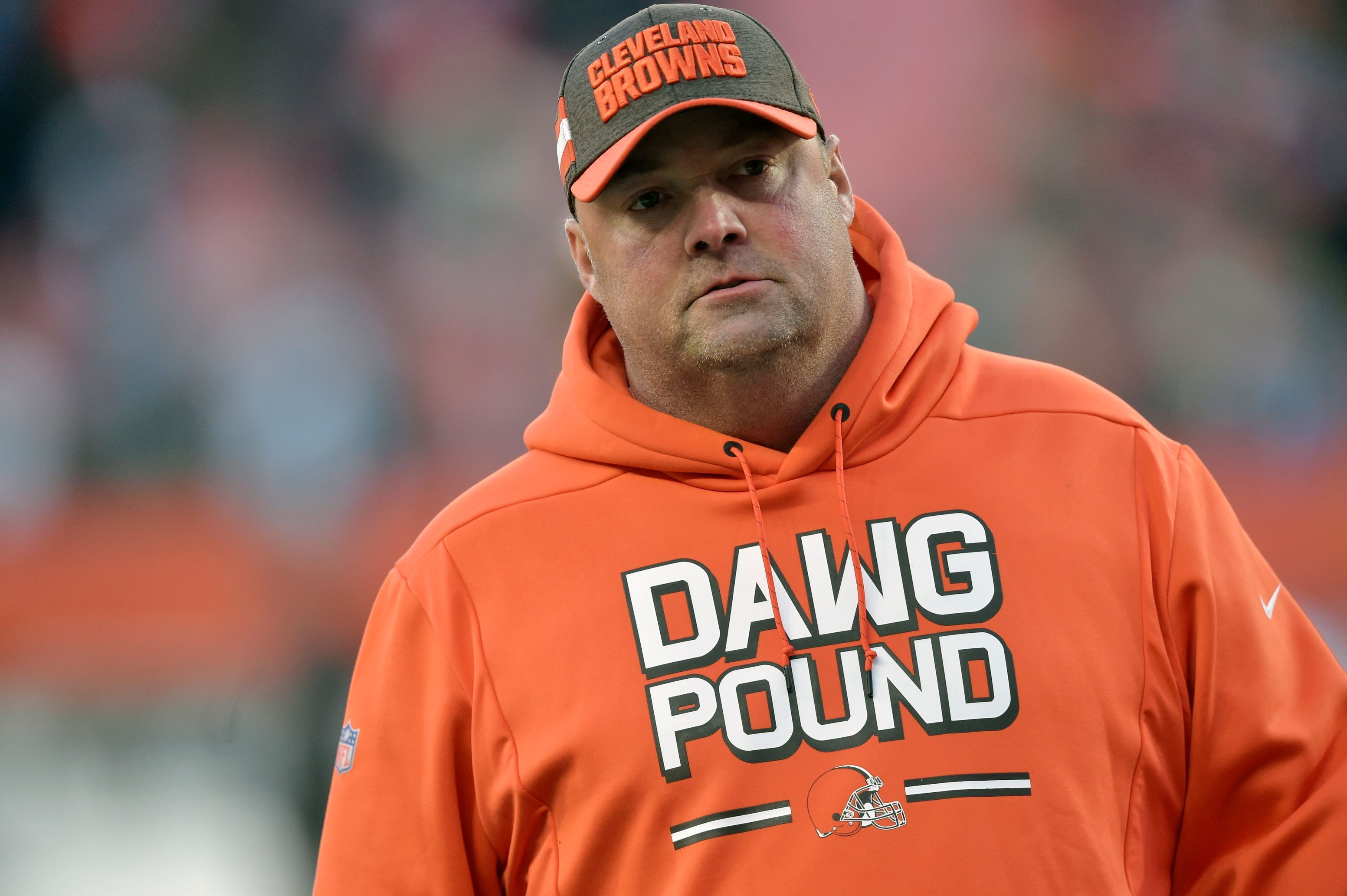 Browns interview coordinator kitchens for head coaching