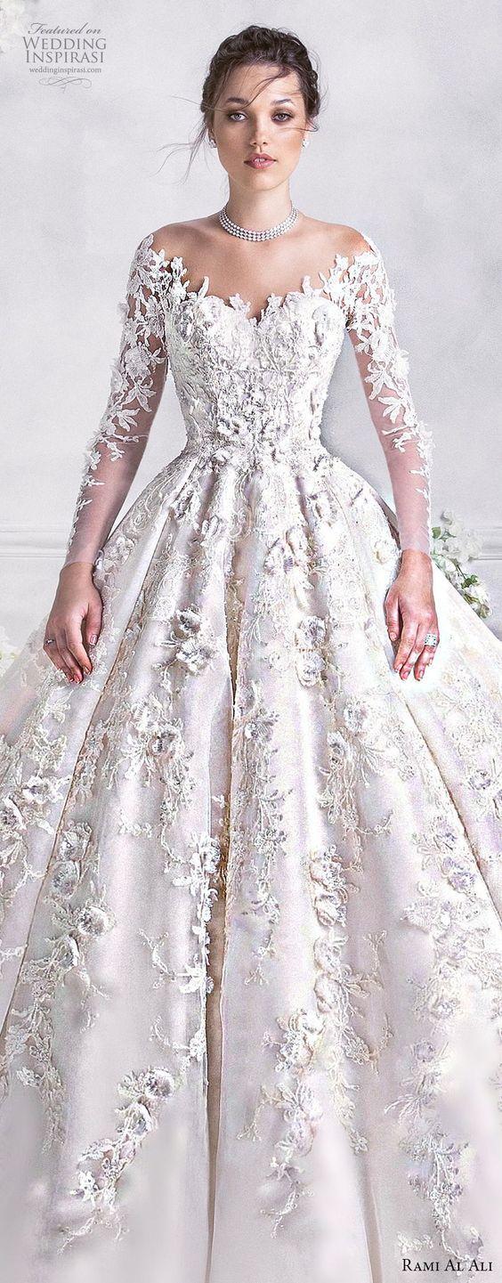 Rami al ali wedding dresses in wedding pinterest