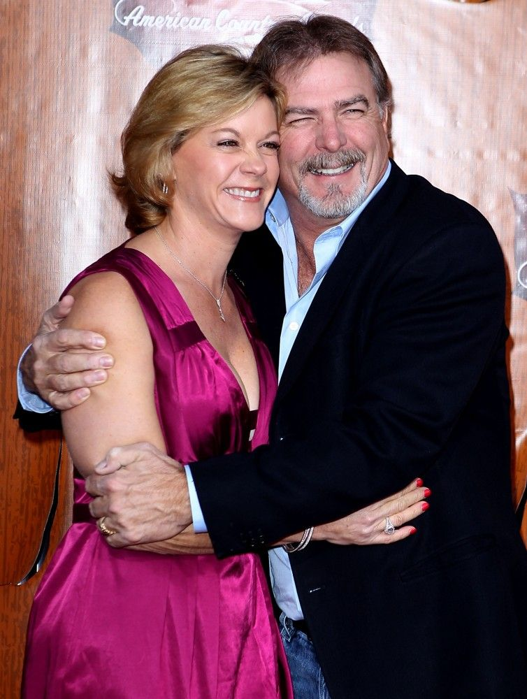 Bill Engvall with Wife Mary Gail Watson