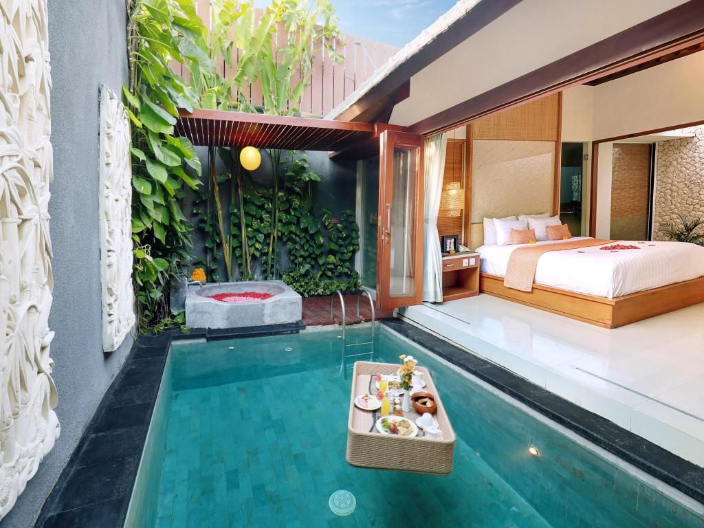 Awesome Villa Bali 1 Bedroom And View บ าน การตกแต งบ าน