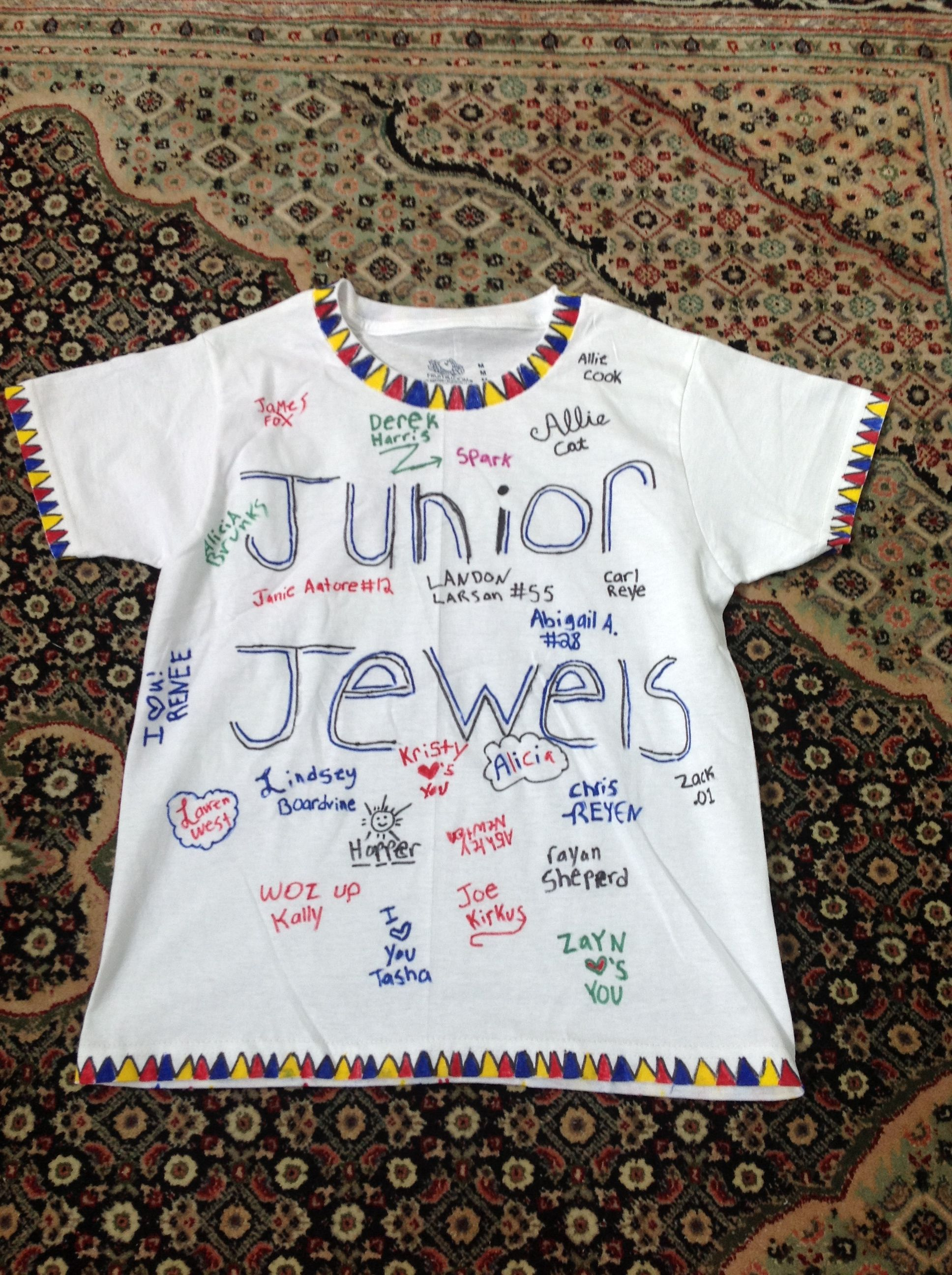 a4200946 Junior jewels Taylor Swift shirt. From the You Belong With Me music video.