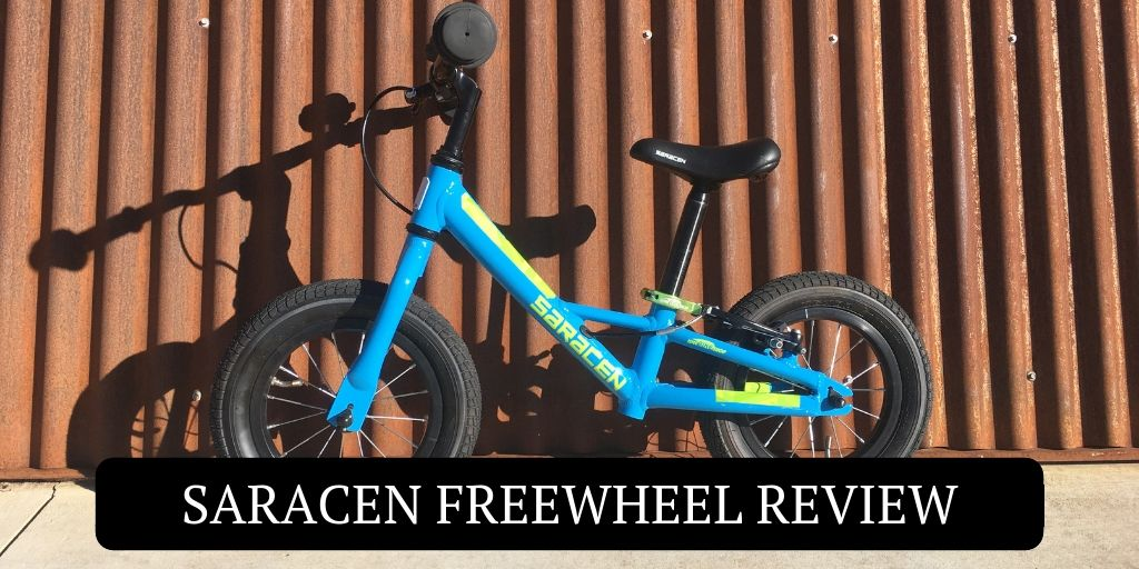 Saracen Freewheel Balance Bike Review Balance Bike Bike Reviews