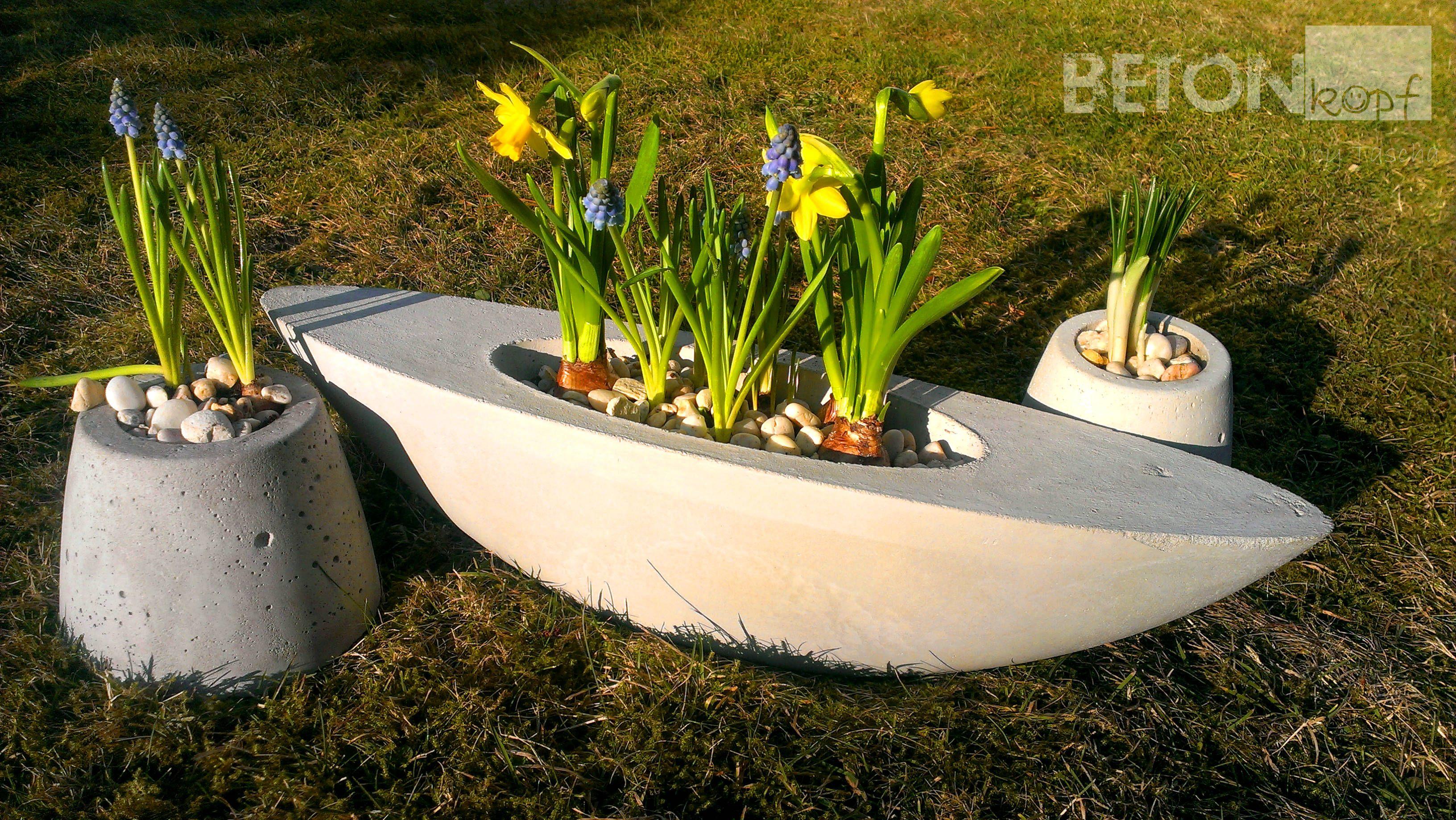 Inspirierend Beton Blumentopf Design