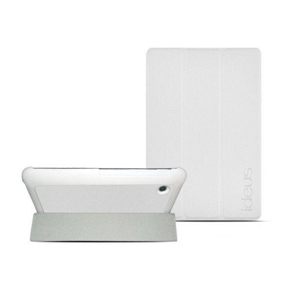 Funda ideus inteligente blanca para Samsung Tab 2 · MaxMovil
