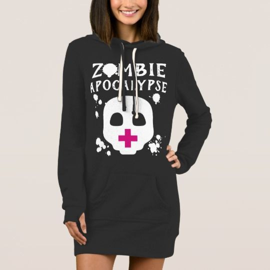 Nu Goth Gothic Zombie Apocalypse Undead Emo Dress | Zazzle.co.uk #emodresses Nu Goth Gothic Zombie Apocalypse Undead Emo Dress #emodresses