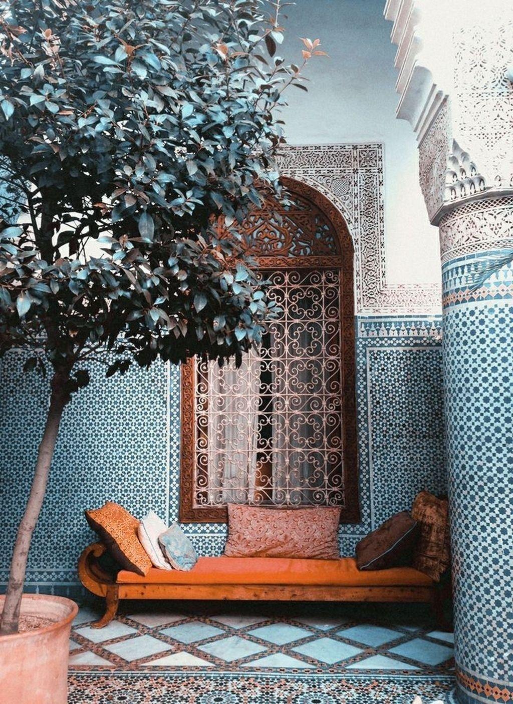 26 The Best Moroccan Patio Ideas Deco Marocaine Deco Maison Interieur Maison