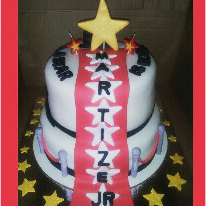 A star is born baby shower cake | SARITA'S SWEETS ...
