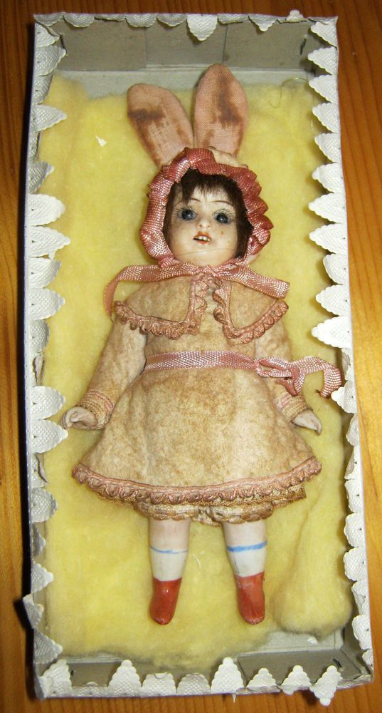 US $449.00 Used in Dolls & Bears, Dolls, Antique (Pre-1930)