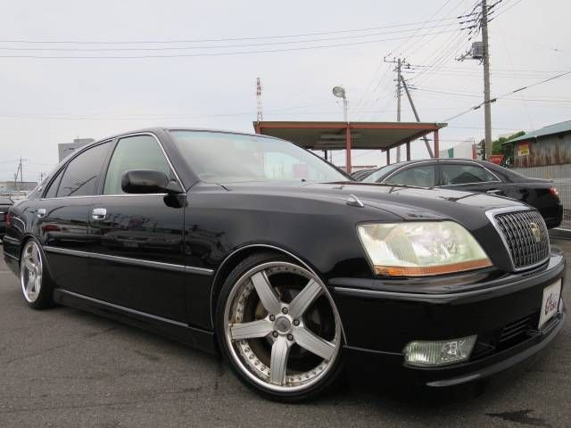 Featured 2003 Toyota Crown Majesta 4.0 C Type At J Spec Imports