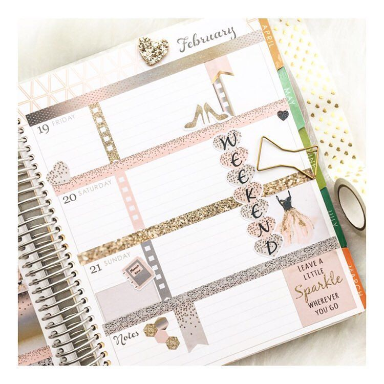 Second half of next week in my EC horizontal using our Sparkle In Nude kit.  #beforethepen #planneraddict #planner #plannergirl #plannergirls #plannerstickers #erincondren #erincondrenhorizontal #eclp #eclphorizontal #mambihappyplanner #happyplanner #happyplannersisters #filofax #kikkik #kikkikplanner #kikkikplannerlove by isabelleowl