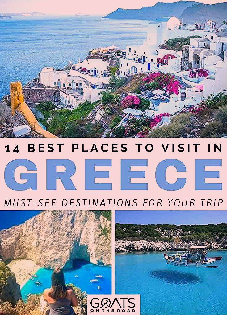 15 Best Places To Visit in Greece (2020 Update) - Goats On The Road