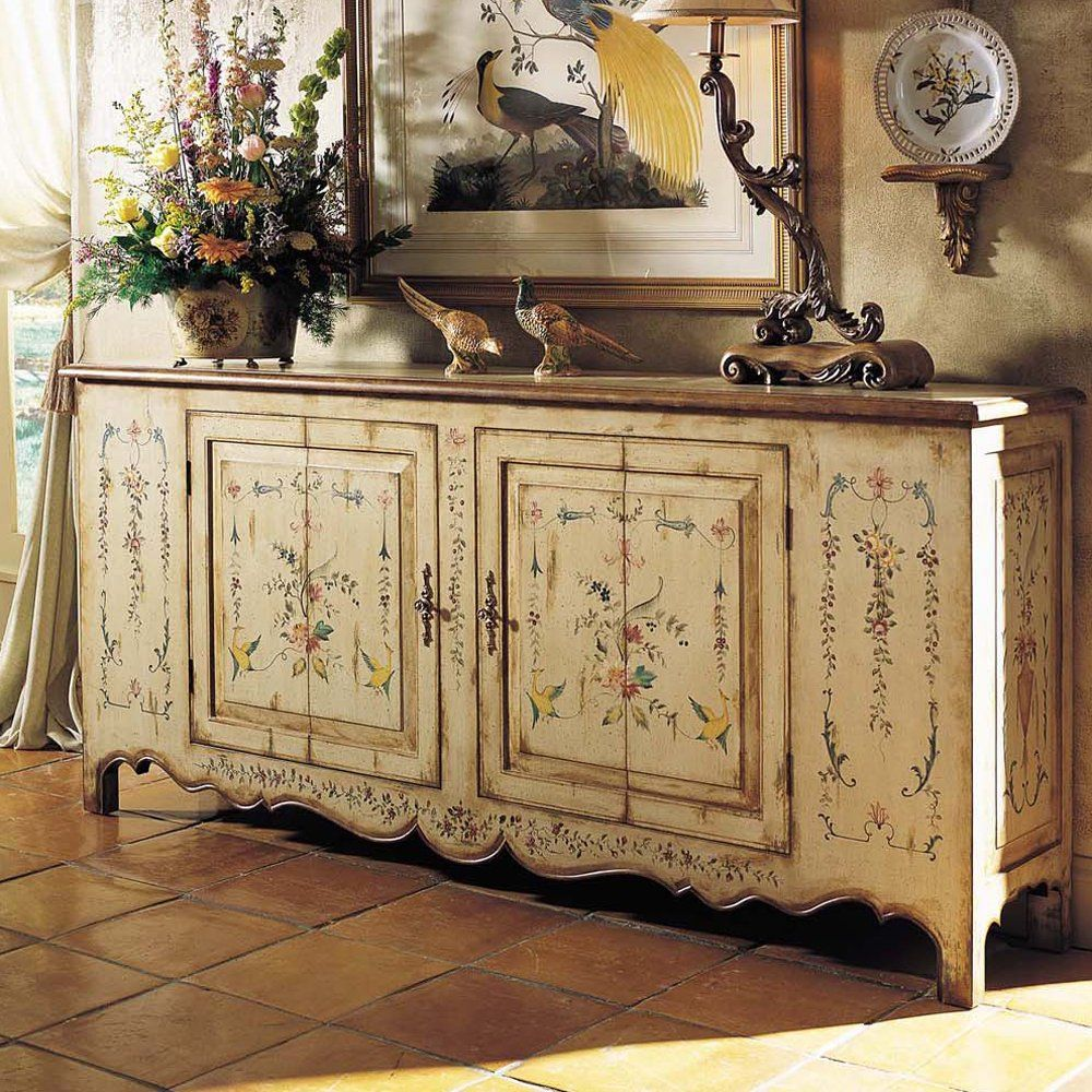 French Country House For Chelsea 380055 Buffet Sideboard Cream Home