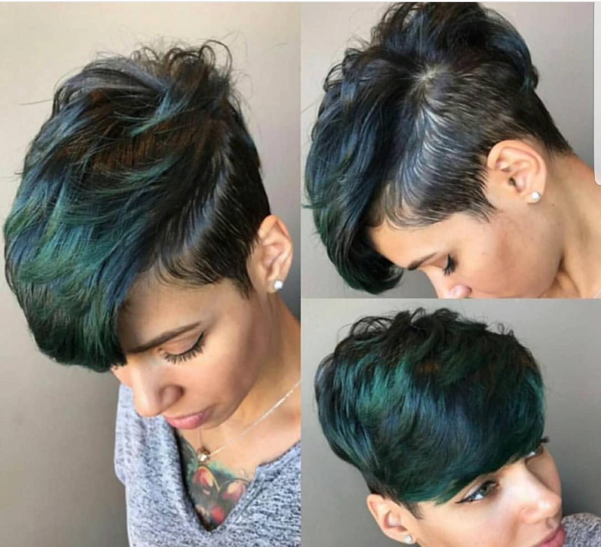 Pin by keary shanice on short hair styles i like in