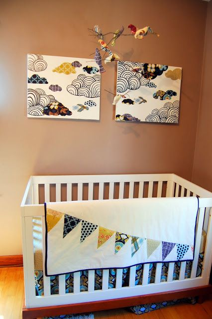 Away We Go: Baby Quilt