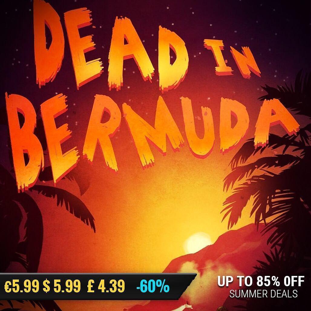 Sila Games summer sale #gamedeals Dead In Bermuda -60% Off $5.99 5.99 4.39 http://ift.tt/1sgya4V #plugindigital #pcgaming #pcgamer #gaming #siladeals